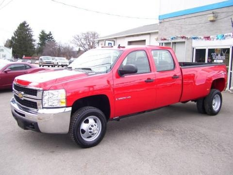 2009 chevrolet silverado 3500hd ls crew cab 4x4 dually. Black Bedroom Furniture Sets. Home Design Ideas