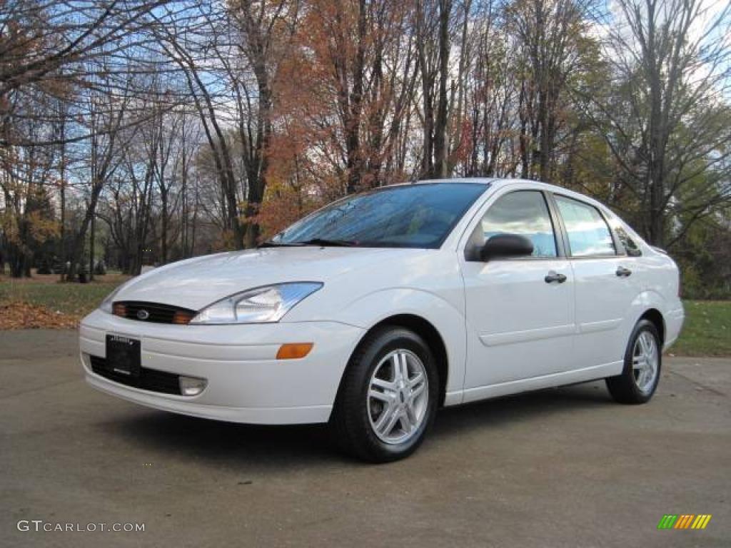 Enjoyable 2000 Cloud 9 White Ford Focus Se Sedan 21009168 Gtcarlot Com Wiring 101 Cabaharperaodorg