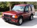Alveston Red Metallic 2001 Land Rover Discovery II Gallery