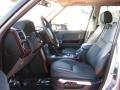 2007 Zermatt Silver Metallic Land Rover Range Rover HSE  photo #7