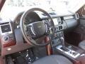 2007 Zermatt Silver Metallic Land Rover Range Rover HSE  photo #9