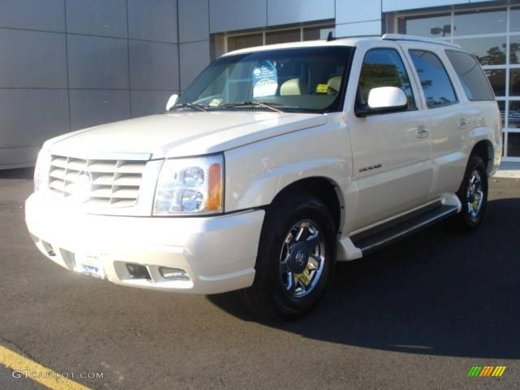2006 white diamond cadillac escalade 21059825 gtcarlot. Black Bedroom Furniture Sets. Home Design Ideas