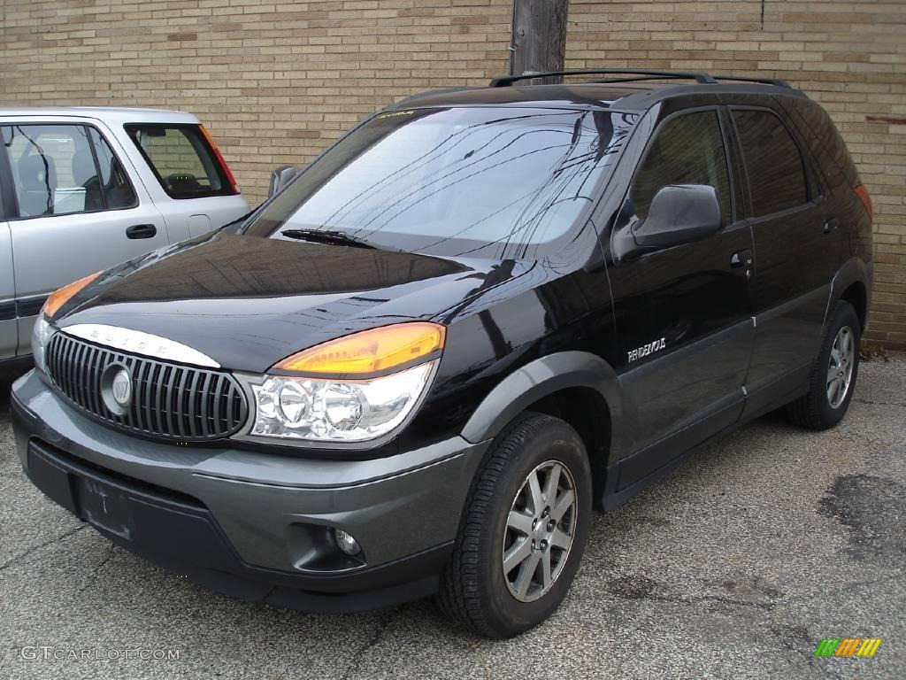 Black buick rendezvous
