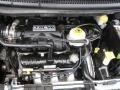 2003 Butane Blue Pearl Chrysler Town & Country LXi  photo #38