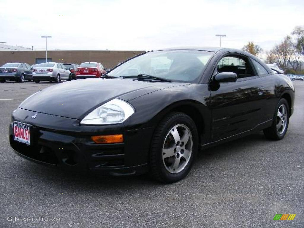 Mitsubishi Eclipse Paint Colors