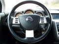 2006 Super Black Nissan Murano S  photo #17