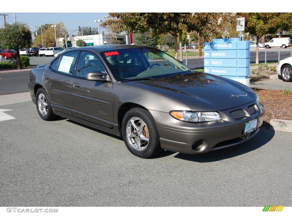 2003 dark bronzemist metallic pontiac grand prix gtp sedan 21115773 car color. Black Bedroom Furniture Sets. Home Design Ideas