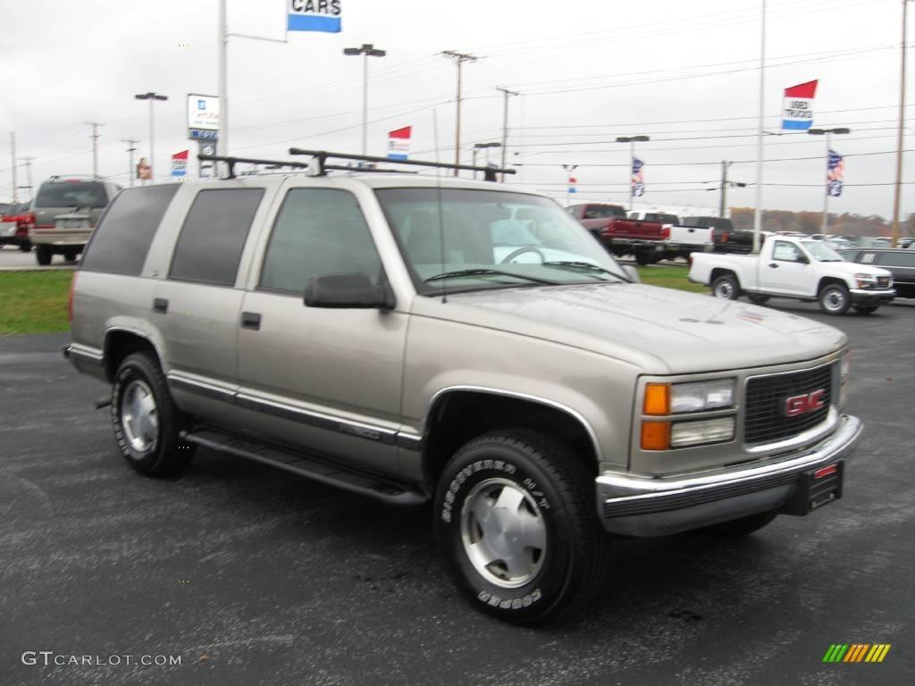 1999 Yukon SLT 4x4