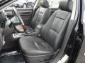 2008 Black Lincoln MKZ Sedan  photo #13