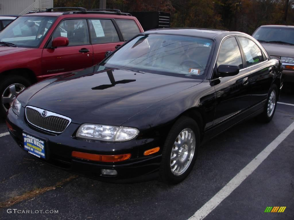Brilliant black mazda millenia