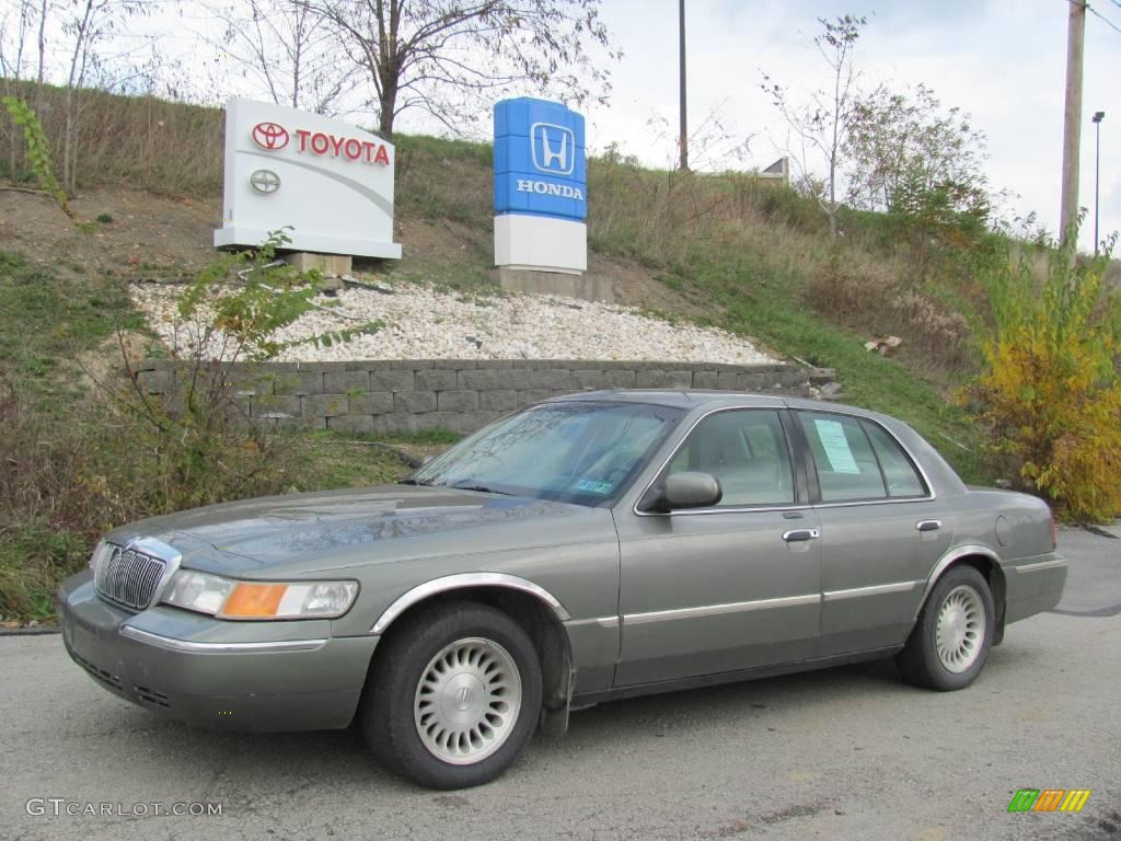 2001 spruce green metallic mercury grand marquis ls 21124662 gtcarlot com car color galleries gtcarlot com