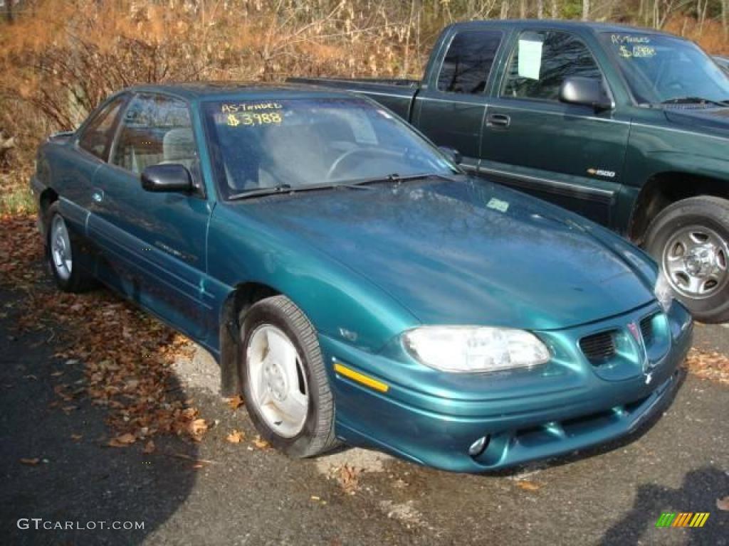 1996 pontiac grand am coupe