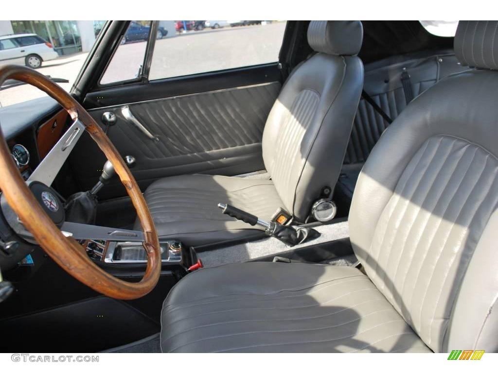 1971 Alfa Romeo 2000 Spider