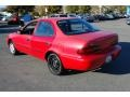 1995 Bright Red Geo Prizm   photo #5