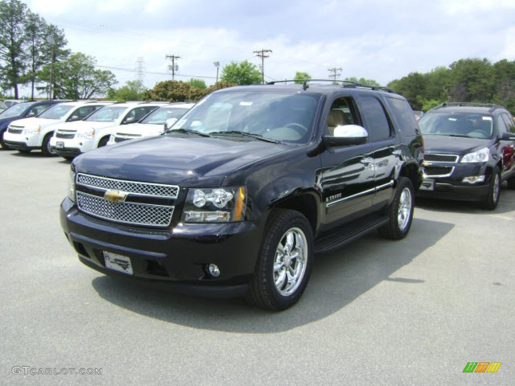 2009 black chevrolet tahoe ltz 21212207 photo 2 car color galleries. Black Bedroom Furniture Sets. Home Design Ideas