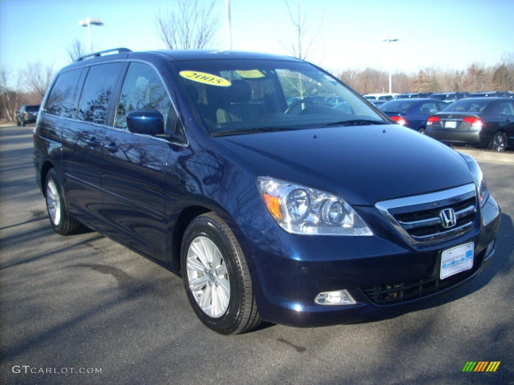 2005 midnight blue pearl honda odyssey touring 2105029 car color galleries. Black Bedroom Furniture Sets. Home Design Ideas