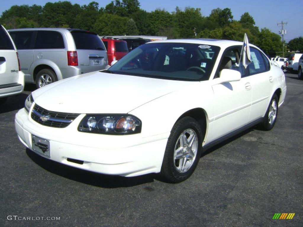 2005 white chevrolet impala 21212285 car. Black Bedroom Furniture Sets. Home Design Ideas