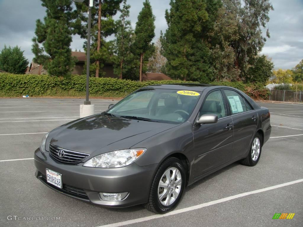 2006 phantom gray pearl toyota camry xle v6 21227163 car color galleries. Black Bedroom Furniture Sets. Home Design Ideas