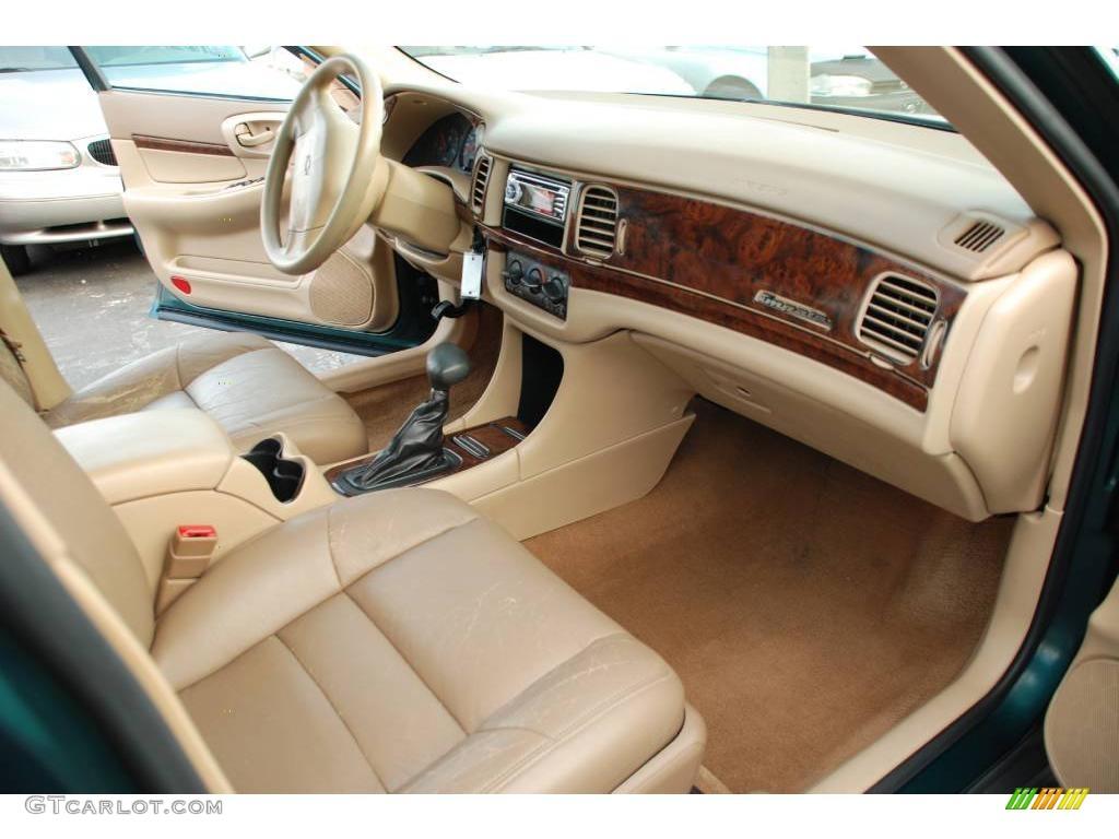Impala 2000 Specs 2000 Impala Dark Jade Green