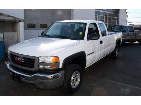 2006 gmc sierra 2500hd work truck extended cab 4x4 data. Black Bedroom Furniture Sets. Home Design Ideas
