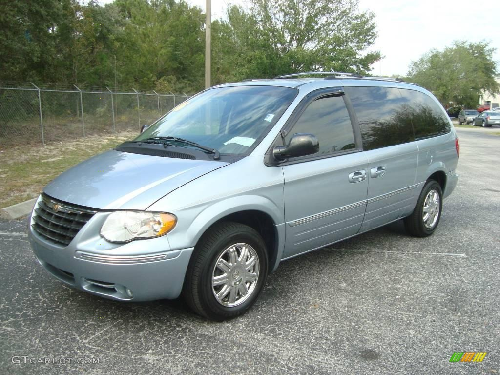 2006 town country limited butane blue pearl medium slate gray. Cars Review. Best American Auto & Cars Review