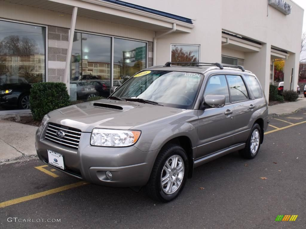 2006 steel gray metallic subaru forester 2 5 xt limited. Black Bedroom Furniture Sets. Home Design Ideas