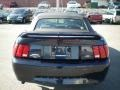 2001 True Blue Metallic Ford Mustang V6 Convertible  photo #8