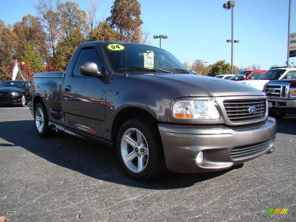 2004 dark shadow grey metallic ford f150 svt lightning 21297945
