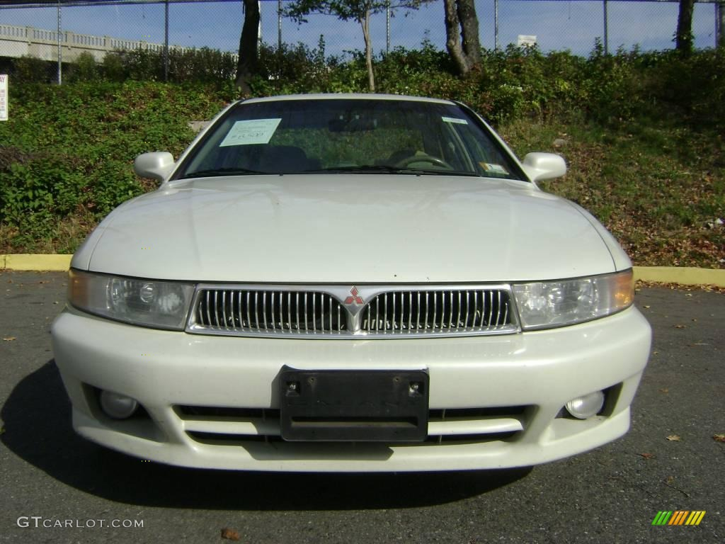 mitsubishi galant 2000 white. 2000 galant es v6 northstar white tan photo 4 mitsubishi i