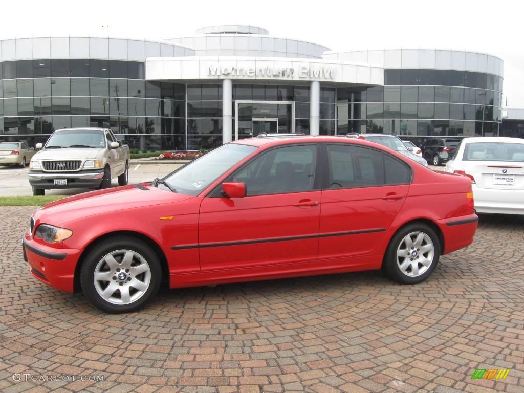2004 electric red bmw 3 series 325i sedan 21384359. Black Bedroom Furniture Sets. Home Design Ideas
