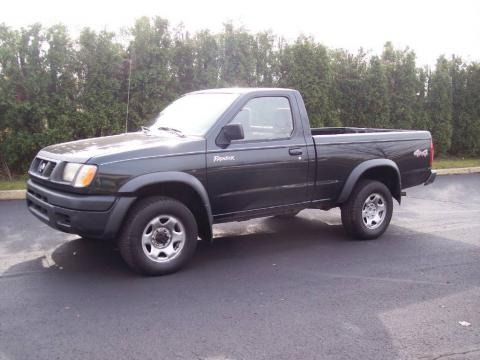 1999 Nissan Frontier XE Regular Cab 4x4 Data, Info and Specs