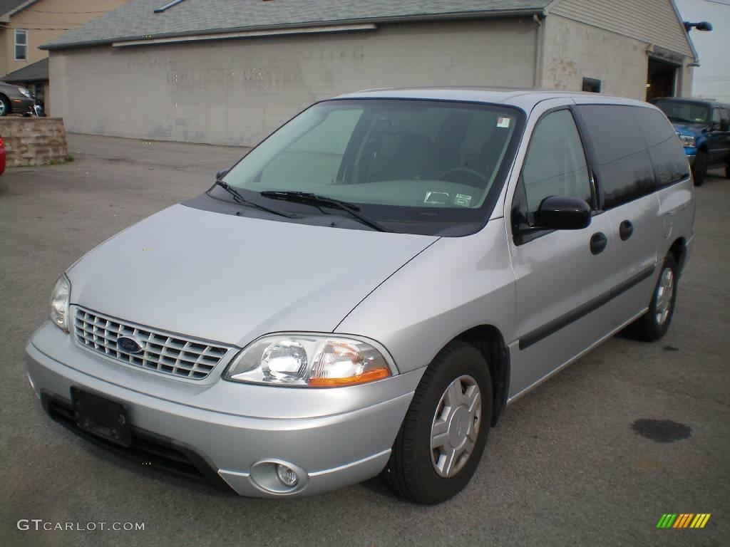 2003 silver frost metallic ford windstar le 21372616 car color galleries. Black Bedroom Furniture Sets. Home Design Ideas