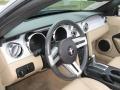 2007 Windveil Blue Metallic Ford Mustang GT Premium Convertible  photo #5
