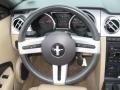 2007 Windveil Blue Metallic Ford Mustang GT Premium Convertible  photo #7