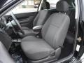 2005 Pitch Black Ford Focus ZX3 SES Coupe  photo #12