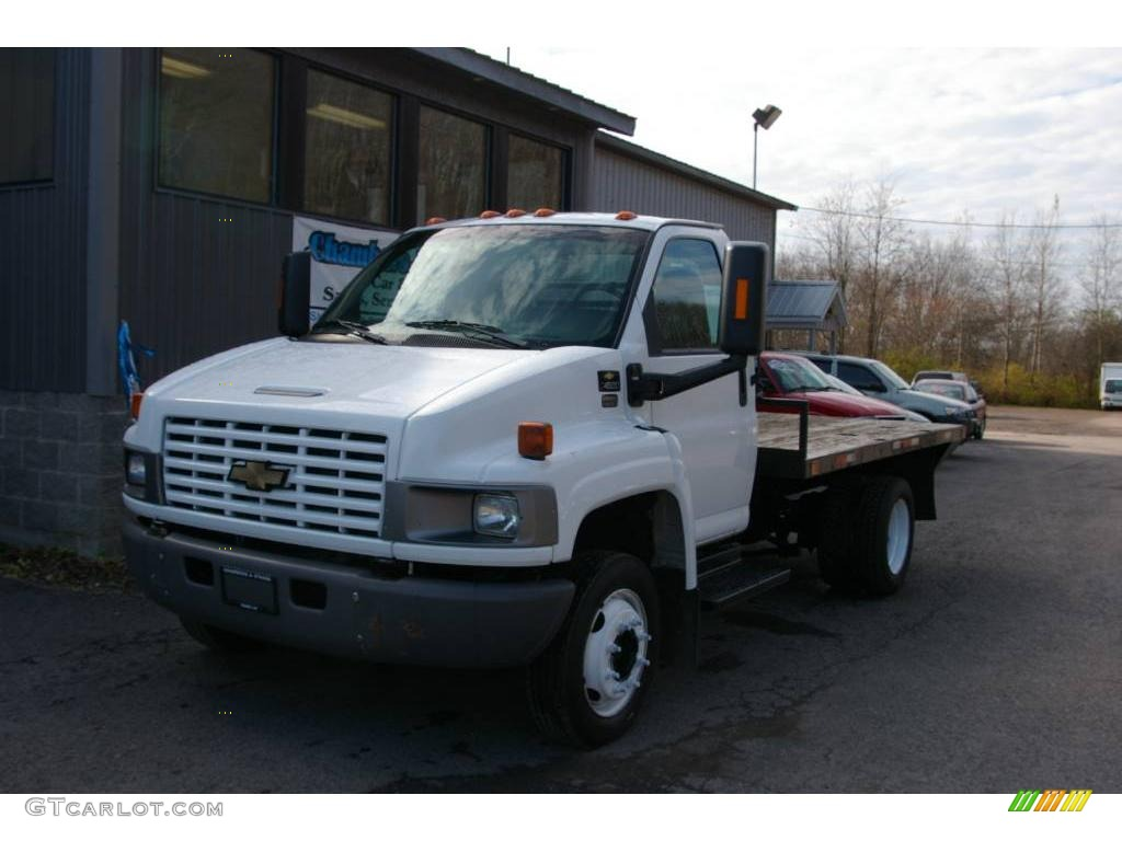 Summit White Chevrolet C Series Kodiak