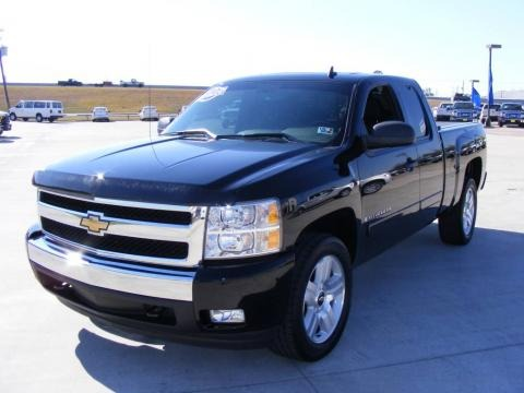2007 chevrolet silverado 1500 ls extended cab texas. Black Bedroom Furniture Sets. Home Design Ideas