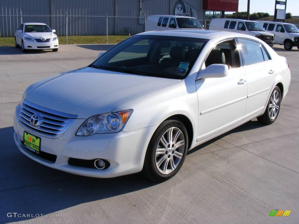 2008 blizzard white pearl toyota avalon limited 2132815 car color galleries. Black Bedroom Furniture Sets. Home Design Ideas