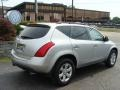 2007 Brilliant Silver Metallic Nissan Murano S AWD  photo #3