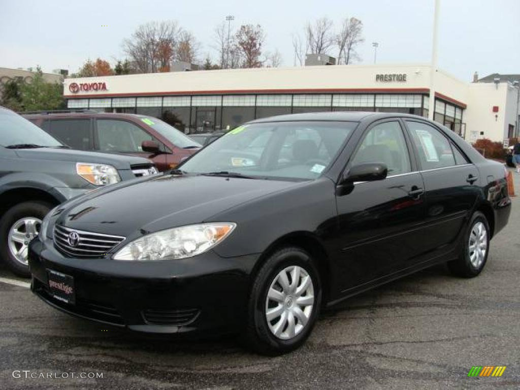 2006 black toyota camry le 21456791 car color galleries. Black Bedroom Furniture Sets. Home Design Ideas
