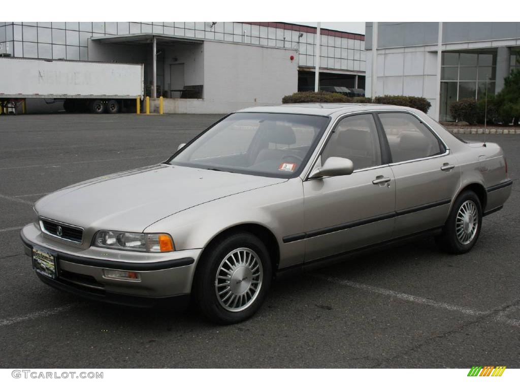 Acura Paint Codes >> 1992 Seattle Silver Metallic Acura Legend L Sedan #21448694 | GTCarLot.com - Car Color Galleries