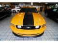 2007 Grabber Orange Ford Mustang Saleen Parnelli Jones Edition  photo #7