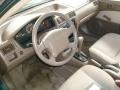 Sierra Green Metallic - Tercel DX Sedan Photo No. 14