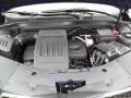 2010 Navy Blue Metallic Chevrolet Equinox LS  photo #10