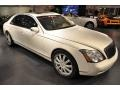 White 2004 Maybach 57