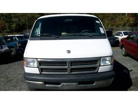 1995 Dodge Ram Van 2500 Cargo CNG Vehicle Data Info and Specs