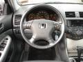 Graphite Pearl - Accord EX V6 Sedan Photo No. 12