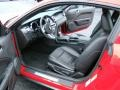 2007 Torch Red Ford Mustang V6 Premium Coupe  photo #8