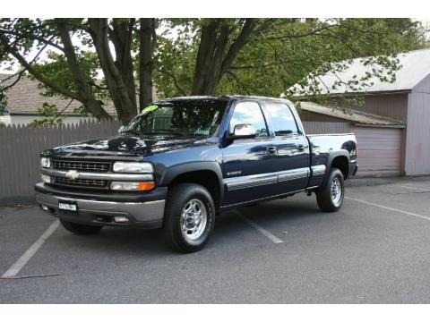 2002 Chevrolet Silverado 1500 Hd Ls Crew Cab 4x4 Data Info And Specs