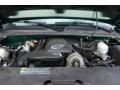 Dark Green Metallic - Silverado 1500 Classic Work Truck Extended Cab 4x4 Photo No. 13